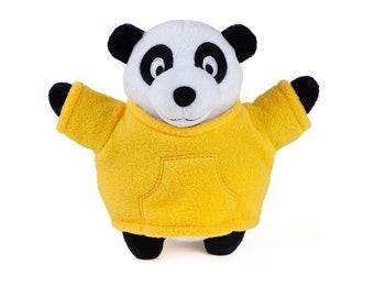 Panda Plush - Squeaky Dog Toy