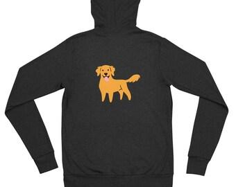 Add-on item: Unisex zip hoodie