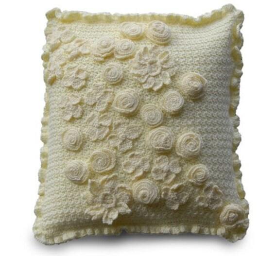 Crochet Patterns Crochet Pillow Pattern Crochet Pillows