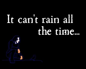 Rain - The Crow Long-Sleeve Shirt - Goth Geek