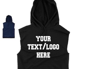fine craftsmanship 2019 best sell huge inventory Sleeveless hoodie | Etsy