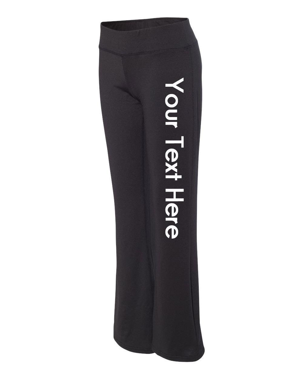 d23323036be1b9 Custom Made Badger Women's Yoga Travel Pants 4218 | Etsy
