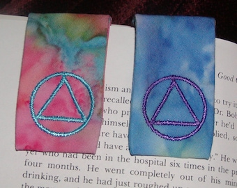 AA and Al-Anon Magnetic Bookmarks
