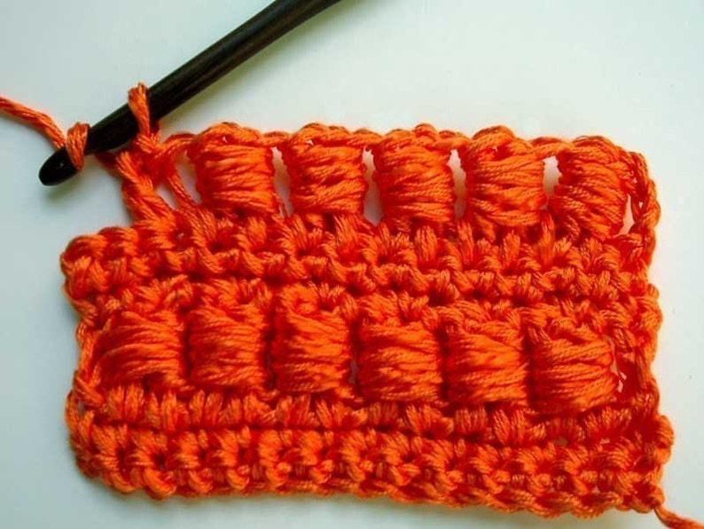 The Crochet Block Stitch  a PDF tutorial image 0