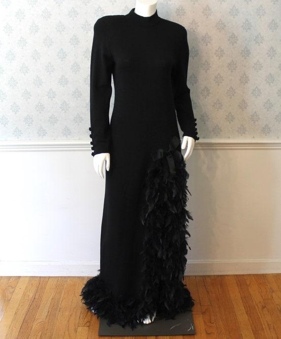 Vintage Don Sayres for Wellmore Long Sleeve Black