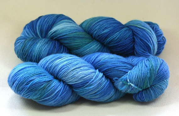 Mahogany Taliesin Sock yarn merino cashmere 100g