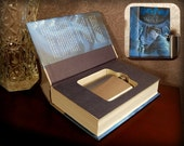 Hollow Book Safe & Flask - Harry Potter and the Order of the Phoenix (Magnetic Closure)