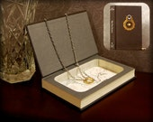 Hollow Book Safe - The Lord of the Rings: The Two Towers (Magnetic Closure)