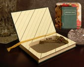 Hollow Book Safe - Christmas Stories (Magnetic Closure)