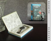 Hollow Book Safe |  Vintage 1965 The Hardy Boys: The Haunted Fort | Magnetic Closure