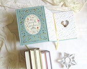 Hollow Book Safe with Heart - The Secret Garden (Magnetic Closure)