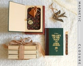 Hollow Book Safe | The Gift of the Magi | Magnetic Closure