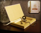 Hollow Book Safe - Northanger Abbey (Magnetic Closure)