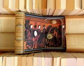 Hollow Book Safe - The Iliad and the Odyssey leatherbound (Magnetic Closure)