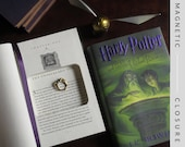 "Hollow Book Safe Ring Bearer |  Harry Potter and the Half-Blood Prince ""Unbreakable Vow"" 