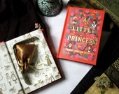 Hollow Book Safe - A Little Princess (Magnetic Closure)