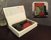 Hollow Book Gun Safe - The Bureau: The Secret History of the FBI
