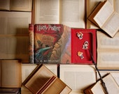 Hollow Book Safe - Harry Potter and The Chamber of Secrets (Magnetic Closure)