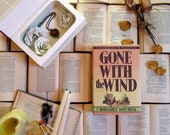 Hollow Book Safe - Gone with the Wind (Magnetic Closure)
