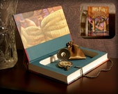 Hollow Book Safe - Harry Potter and The Sorcerer's Stone (Magnetic Closure)