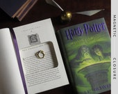 """Hollow Book Safe Ring Bearer 