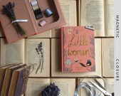 Hollow Book Safe | Little Women (Wordsworth Collector's edition) | Magnetic Closure