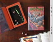 Dice Tray Hollow Book | Harry Potter and The Prisoner of Azkaban | Magnetic Closure
