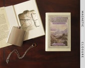 Hollow Book Safe & Flask | The Lord of the Rings: The Return of the King | Magnetic Closure