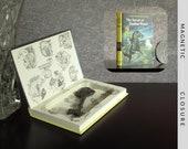 Hollow Book Safe | Vintage 1965 Nancy Drew: The Secret of Shadow Ranch | Magnetic Closure