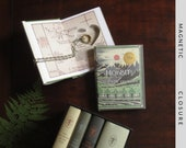Hollow Book Safe with Heart | The Hobbit Pocket Edition | Magnetic Closure