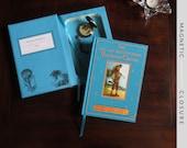 Hollow Book Safe | Robinson Crusoe | Magnetic Closure