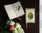 Hollow Book Safe with Heart | Pride and Prejudice | Magnetic Closure