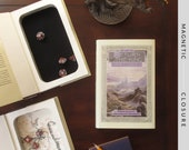 Dice Tray Hollow Book | The Lord of the Rings: The Return of the King | Magnetic Closure