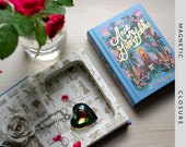 Hollow Book Safe | Anne of Green Gables | Magnetic Closure