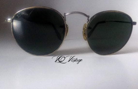 Vintage Ray Ban Sunglasses The General Rare Style