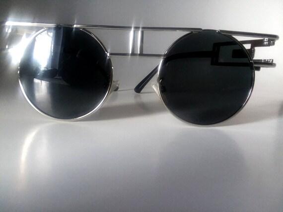 Gothic Sunglasses  Eyelet Design Dope