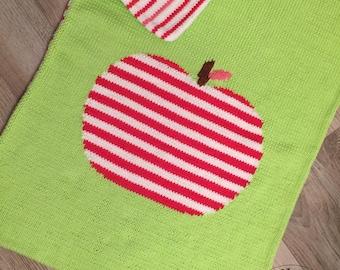 Blanket in cotton