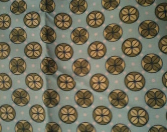 Clover Dot McZZanine by Patty Young for Michael Miller Fabrics