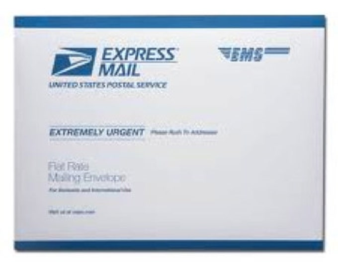 Rush My Order and Ship Express Mail U.S. Mail USPS