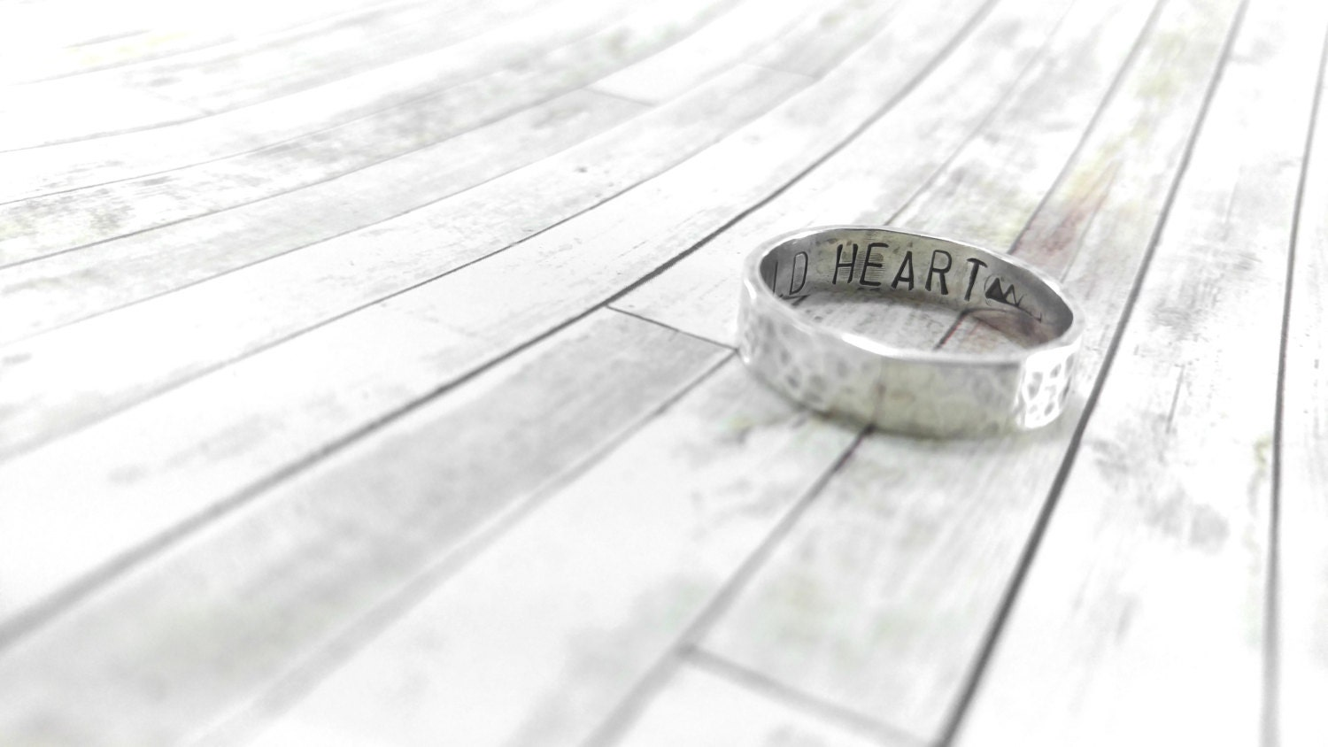 Rdl  Silver Ring