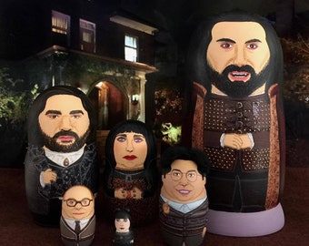 What We Do in the Shadows TV SERIES Matryoshka Dolls
