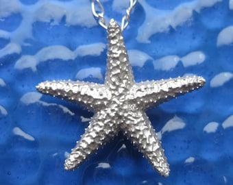 Lil' Starfish Necklace