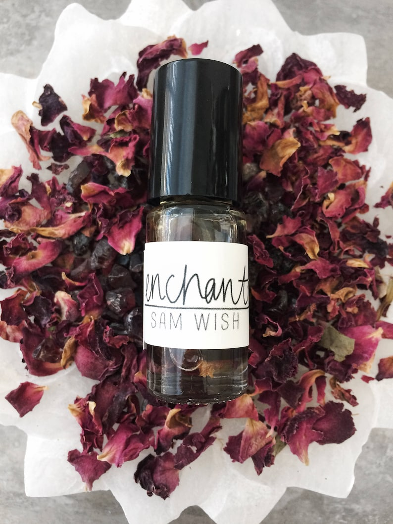 ENCHANT Healing Scent // Essential Oil Blend // Perfume Oil // image 0