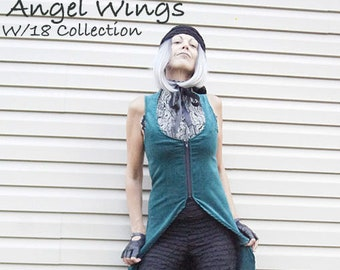 Steampunk Romantic Clothing Designs by GypsyCircus on Etsy