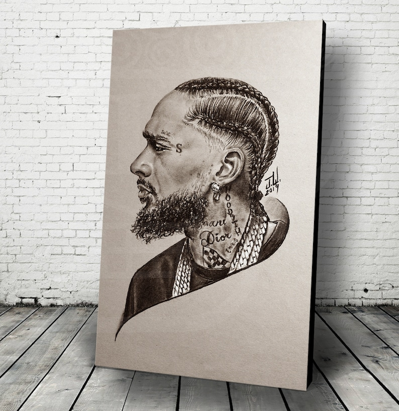 JEREMY WORST Nipsey Hussle Ermias Asghedom Rip Legend rapper image 0