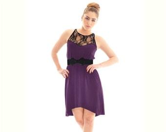 Spring dress, Short dress, Spring mini dress, Sundress, Summer dress, Green dress, Women spring dress, Spring casual dress, Mini dress