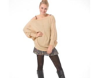 Free shipping! Women long sweater, Women's long sweater top, Plus size sweater top, Plus size long sweater top, Winter sweater long top