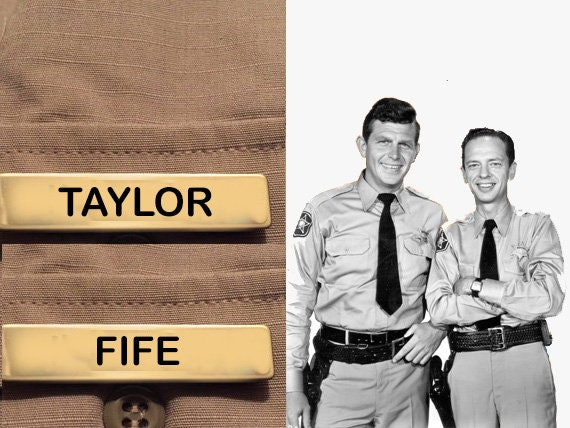 Andy Griffith Show MAYBERRY SHERIFF UNIFORM Costume Adult T-Shirt All Sizes