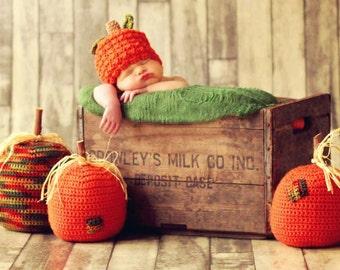 Kết quả hình ảnh cho 10 - Easy Crochet Pumpkins