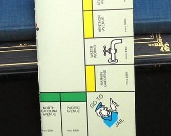 Monopoly Gameboard Notebook / Journal / Sketchbook